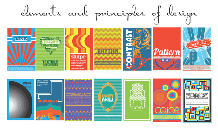 3 Elements Of Art : The elements principles of art carver magnet high school